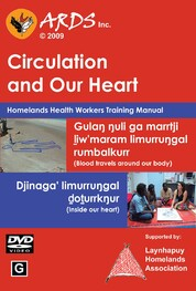 Circulation and Our Heart DVD