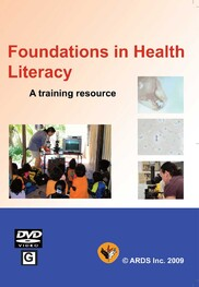 Foundations in Health Literacy DVD