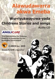 Children Stories and Songs from Groote Eylandt - CD