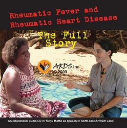 Rheumatic Fever & Rheumatic Heart Disease: The Full Story CD