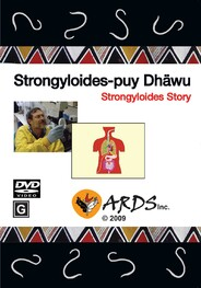 Strongyloides-puy Dhäwu: Stronglyoides Story DVD