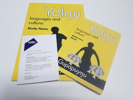 YOLNGU LANGUAGES & CULTURE GUPAPUYNU STUDY PACK